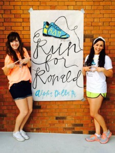ADPi Run for Ronald
